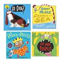 Lollies 2017 Ages 0-5 Shortlist Multipack x 30 (120 books in total)
