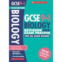 GCSE Grades 9-1: Biology Revision and Exam Practice Book for All Boards x 10