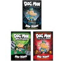 Dog Man Pack x 3