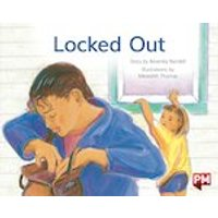 PM Blue: PM Blue: Locked Out (PM Storybooks) Level 11