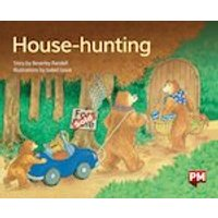PM Green: House-hunting (PM Storybooks) Level 12 x 6