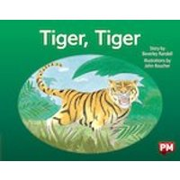 PM Red: Tiger, Tiger (PM Storybooks) Level 3 x 6