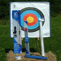 Complete Archery Kit for Adults - 130cm (51
