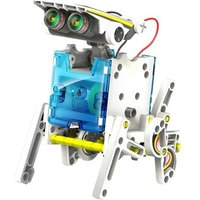 14 in 1 Educational Solar Robot Kit - Educational Gifts