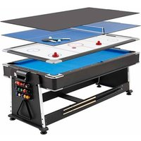 3 in 1 Pool Table - Pool Gifts