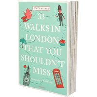 33 Walks in London That You Shouldn't Miss - Books Gifts
