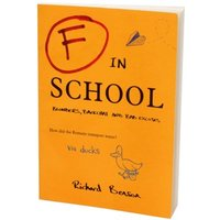 F In School Book - Quirky blunders, backchat and bad excuses. - Quirky Gifts