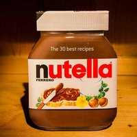 Nutella Recipe Book - Nutella Gifts