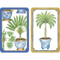 Potted Palms Playing Cards - Playing Cards Gifts