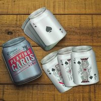 Beer Can Playing Cards - Playing Cards Gifts