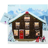 Ski Chalet Cosmetic Advent Calendar - Ski Gifts
