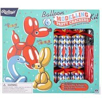 Ridleys Balloon Modelling Party Crackers - Modelling Gifts