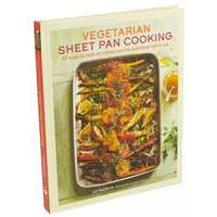Vegetarian Sheet Pan Cooking Book - Cooking Gifts