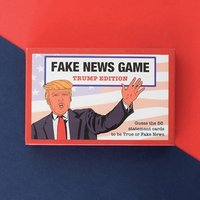 Donald Trump Fake News Game - News Gifts
