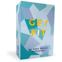 100 Exercise Cards - Exercise Gifts