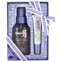 Lavender Fields Sleep Well Gift Box - Lavender Gifts
