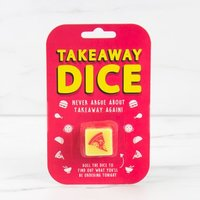 Takeaway Dice - Dice Gifts