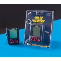 Space Invaders Retro Keyring Game - Game Gifts