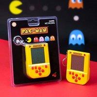 Pac Man Retro Keyring Game - Game Gifts