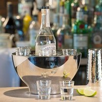 Spirit Cooler Bowl With Six Shot Glasses - Bowl Gifts