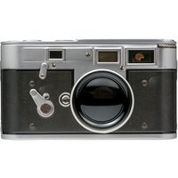 Camera Tin With Fudge - Electronics Gifts