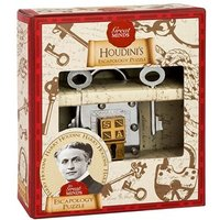 Houdini's Escapology Puzzle - Puzzle Gifts