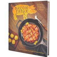Bacon Freak The Cookbook - Books Gifts
