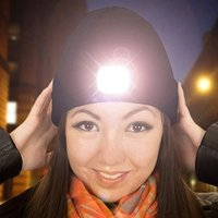 BEAMIE LED Light Beanie - Beanie Gifts