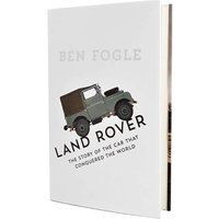 Land Rover - The Story of the Car that Conquered the World - Books Gifts