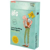 BFG Height Chart Jigsaw Puzzle - Jigsaw Puzzle Gifts
