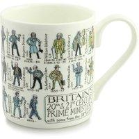 British Prime Ministers Mug
