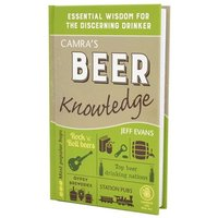 CAMRA's Beer Knowledge Book - Books Gifts