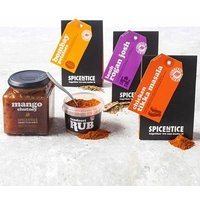 Curry Connoisseur Spice Set - Curry Gifts