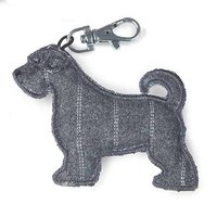 Dora Designs Dog Keyring - Dora Gifts