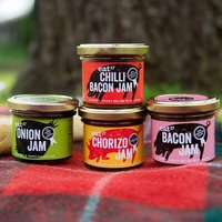 Eat 17 Bacon Jam Set of Four - Bacon Gifts