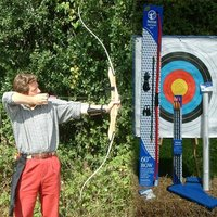 Complete Professional Archery Kit with Wooden Bow - Archery Gifts
