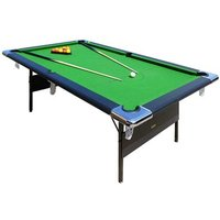 Folding Pool Table - Pool Gifts