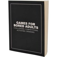 Games For Bored Adults Book - Games Gifts