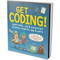 Get Coding! Book - Books Gifts