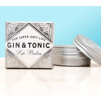 Gin & Tonic flavoured Lip Balm - Lip Balm Gifts