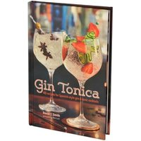 Gin Tonica Cocktails Book - Books Gifts