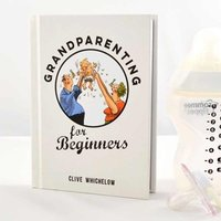 Grandparenting for Beginners Book - Books Gifts