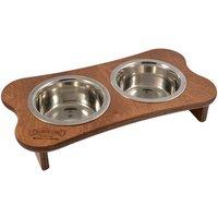 Handmade Double Dog Bowl Set - Handmade Gifts