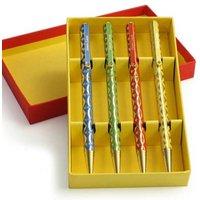 Harlequin Luxury Bridge Pen Set - The Present Finder Gifts
