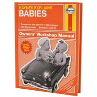 Haynes Explains Babies - The Manual - Books Gifts