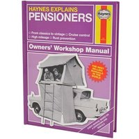 Haynes Explains Pensioners - The Manual - Books Gifts
