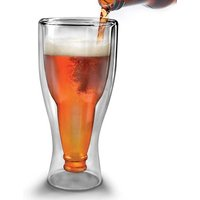 Hopside Down Beer Glass - Beer Glass Gifts