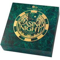 Host Your Own Casino Night - The Present Finder Gifts