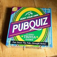 Host Your Own Pub Quiz Game - Pub Gifts