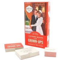 Ladybird For Grown-Ups: The Husband & Wife Game - Husband Gifts
